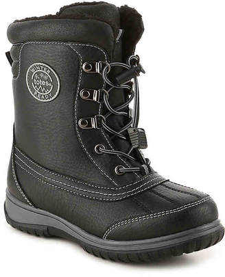 totes Brett Youth Snow Boot - Boy's