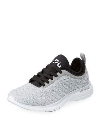 APL Athletic Propulsion Labs APL: Athletic Propulsion Labs Techloom Phantom Reflective Low-Top Sneakers
