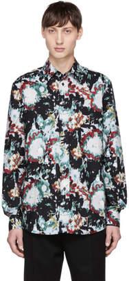 Marni Multicolor Print Sport Shirt