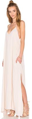 Indah Rain Maxi Dress $185 thestylecure.com