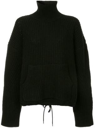 Undercover chunky knit jumper