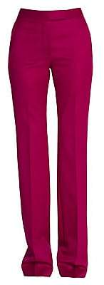 Stella McCartney Women's All Together Now Wool Twill Trousers