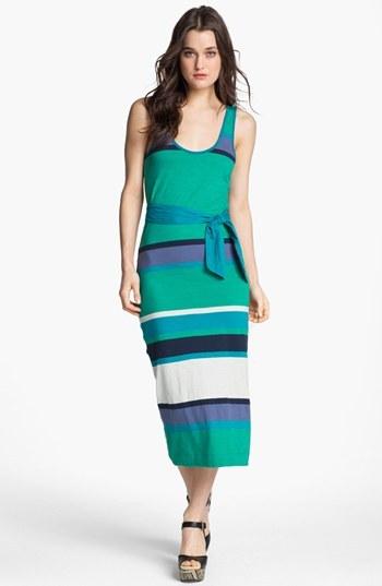 French Connection 'Sundance' Stripe Cotton Dress