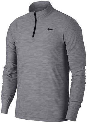 Nike Breathe Quarter Zip Pullover
