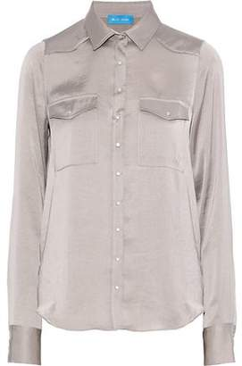 MiH Jeans Venetia Satin Shirt