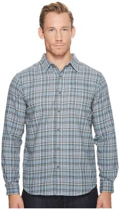 Columbia Boulder Ridge Long Sleeve Flannel Men's Long Sleeve Button Up