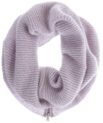 Mint Velvet Lilac Rib Knit Snood