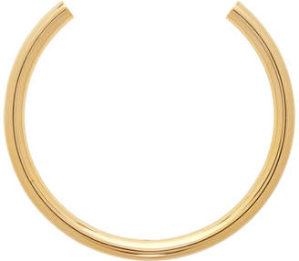 Saskia Diez Gold Bold Necklace