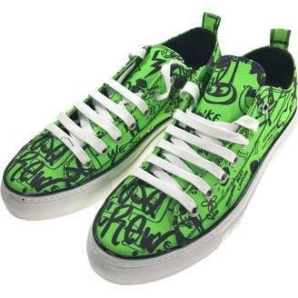 DSQUARED2 Cloth low trainers