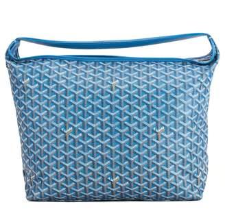 Goyard Blue Goyardine Fidji Hobo (3998002)