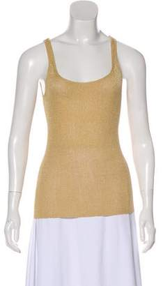 Ralph Lauren Metallic Tank Top