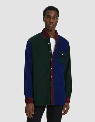 Polo Ralph Lauren Colorblock Button Down Shirt