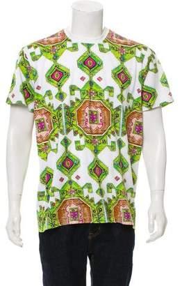 Givenchy 2016 Persian Print T-Shirt