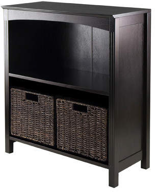 Charlton Home Martinsville Standard Bookcase