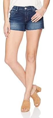 Hudson Women's Kenzie Cut Off 5 Pocket Jean Short