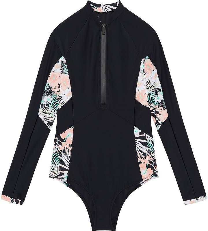 Langarm-Badeanzug UV 50+ - Badeanzug für Damen