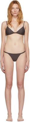 Matteau Brown Petite Bikini