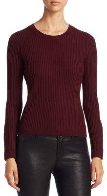 Alexander Wang Long-Sleeve Sweater