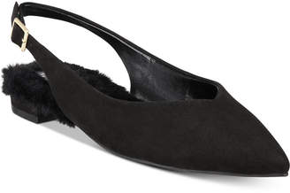 INC International Concepts I.n.c. Greer Slingback Flats, Created For Macy's Women's Shoes