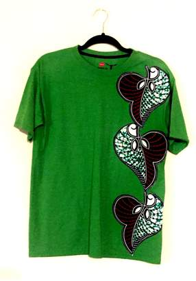 Hanes African Print T-Shirt