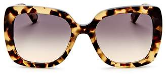 Kate Spade Krystalyn Square Sunglasses, 53mm