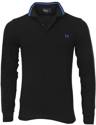 Fred Perry Polo Poloshirt Men's Slim Fit Cotton Casual S
