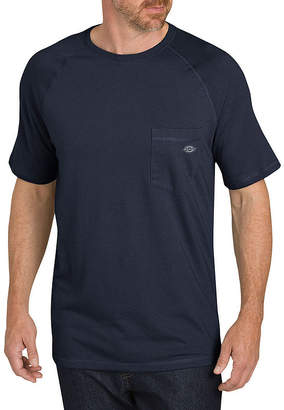 Dickies Short Sleeve Crew Neck T-Shirt - Tall