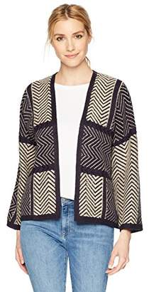 Lucky Brand Women's Ziggy Cardigan Sweater