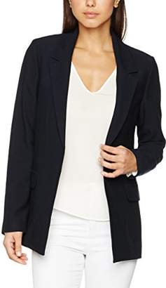 More & More Women's Blazer Blazer - Blue - 10