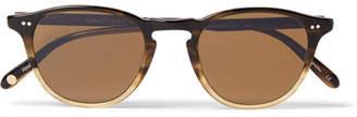 Garrett Leight California Optical Hampton 46 Round-Frame Acetate Sunglasses