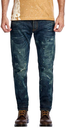 Cult of Individuality Greaser Slim Straight Faded Pant
