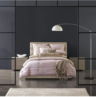 Oscar Oliver OscarOliver Serena Cotton 4-Pc. Pink Queen Comforter Set Bedding