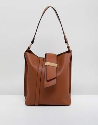 Melie Bianco Vegan Leather Shoulder Bag