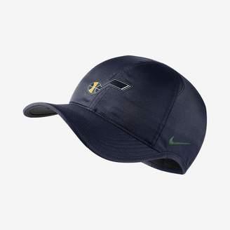 Nike Utah Jazz AeroBill Featherlight NBA Hat