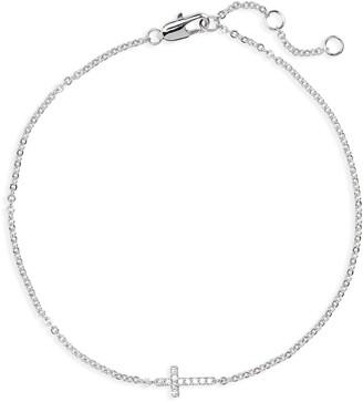 Nordstrom Tiny Cross Bracelet
