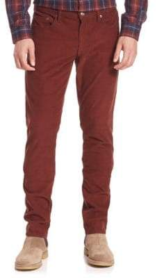 Vince Slim Tapered-Fit Corduroy Pants