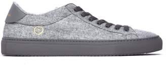 Barracuda Breathable/dry Sneaker By Reda Active Grey