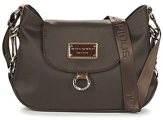 Ted Lapidus TONIC women's Shoulder Bag in Brown