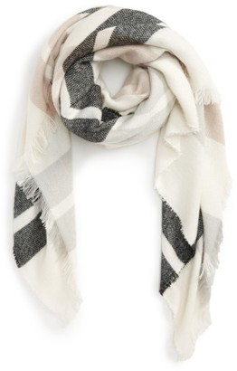 Women's Accessory Collective Plaid Scarf