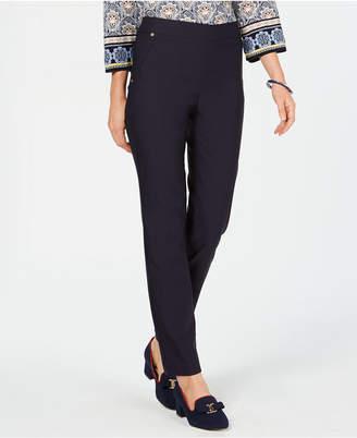 Charter Club Pull-On Skinny Pants