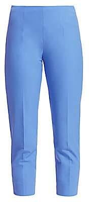 Piazza Sempione Women's Audrey Stretch Cotton Cropped Pants