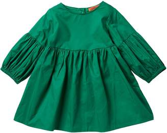 Funkyberry Solid Tunic (Toddler & Little Girls)