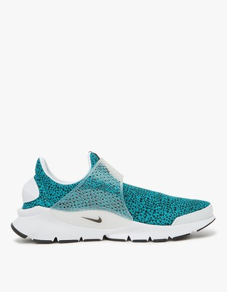 Nike Sock Dart QS Shoe in Turbo Green $120 thestylecure.com
