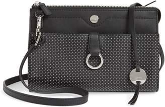 Lodis Los Angeles Sunset Boulevard - Vicky RFID Leather Convertible Crossbody Bag