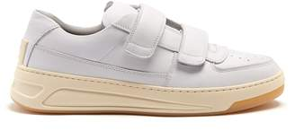 Acne Studios Perey low-top Velcro-strap leather trainers