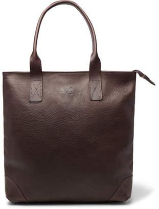 Bennett Winch Full-Grain Leather Tote Bag