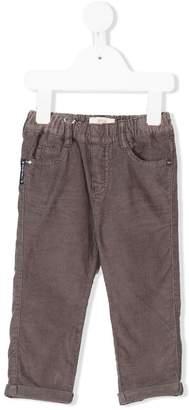 Emporio Armani Kids elasticated corduroy jeans