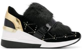 MICHAEL Michael Kors high Maven sneakers