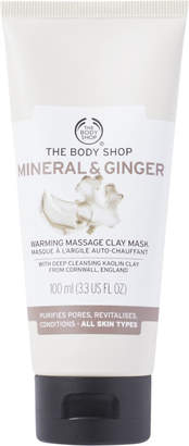 The Body Shop Warming Mineral Mask Moisturizer