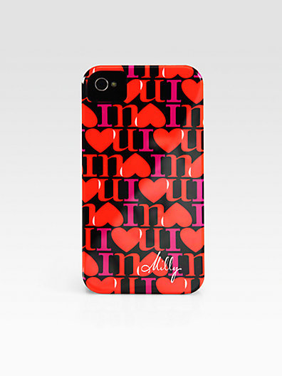 Milly I Love You Hardcase for iPhone 4/4s